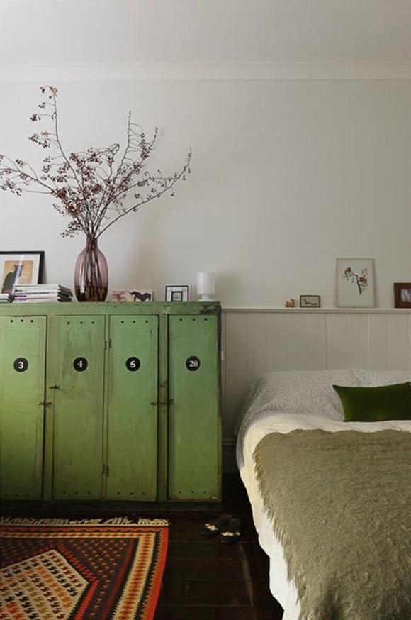 Zelena komoda  Dekorum.hr - najzanimljiviji interijeri i inspiracija za uređ...
